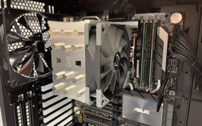 NVIDIA RTX A6000 – First Benchmarks